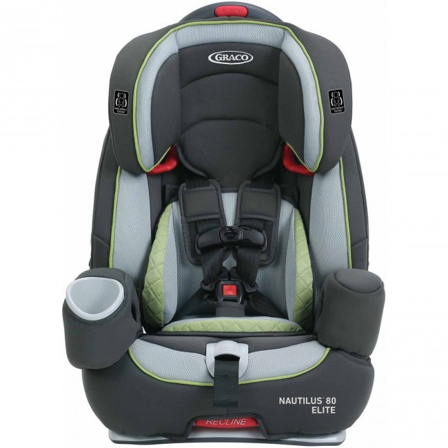 graco nautilus 80 elite 3 in 1 car seat toddler car seats. Black Bedroom Furniture Sets. Home Design Ideas