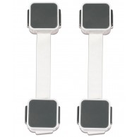 MUNCHKIN Xtraguard Dual Locking Multi Use Latch - 2 Pack