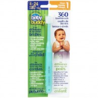 BABY BUDDY 360 Degree Stage 5 Step 1 Toothbrush