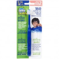 BABY BUDDY 360 Degree Stage 6 Step 2 Toothbrush