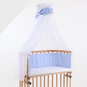 BABYBAY Canopy Bed with Canopy Holder