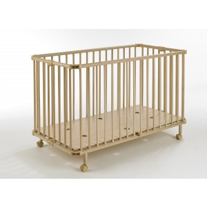 GEUTHER Mayla Child Bed - Natural Bundle Set
