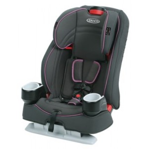 GRACO ATLAS 65 2 IN 1 HARNESS BOOSTER CAR SEAT-NYSSA