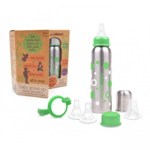 ORGANICKIDZ GROWS UP BOTTLE KIT