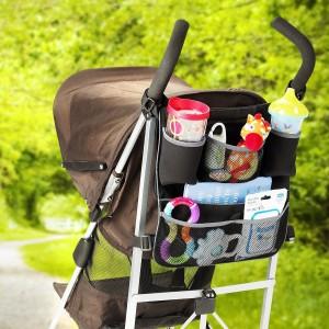 MUNCHKIN Backseat & Stroller Organiser