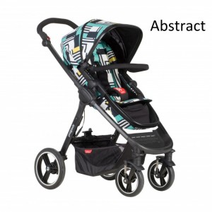 PHIL & TEDS MOD BABY STROLLER