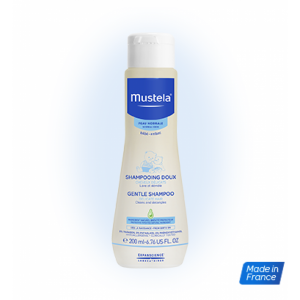 MUSTELA GENTLE SHAMPOO 200ML