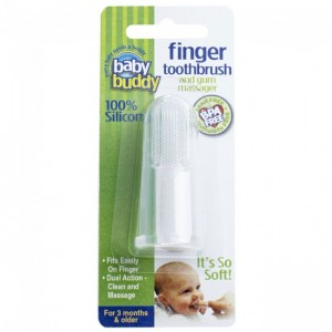 BABY BUDDY Finger Toothbrush