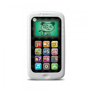 LEAP FROG CHAT & COUNT PHONE - SCOUT