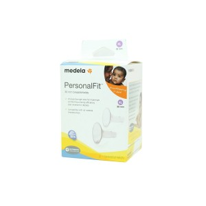 MEDELA PersonalFit Breastshields (2), Size: X-Large (30mm)