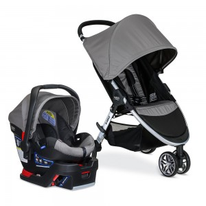 BRITAX B-Agile/B-Safe 35 Travel System