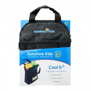 SUNSHINE KIDS COOL IT 2 BOTTLE INSULATOR
