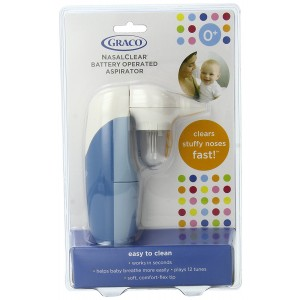 GRACO Nasal Battery Operated Aspirator