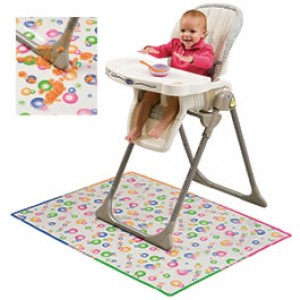 MOMMY'S Helper No Mess Splat Mat