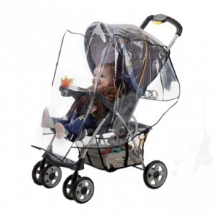 JEEP STROLLER WEATHER SHIELD