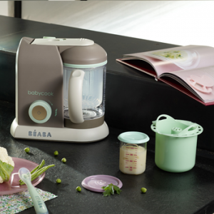 BEABA Pasta-rice cooker for Solo & Duo