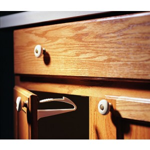 KIDCO Adhesive Cabinet and Drawer Lock