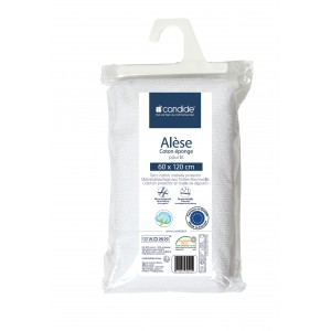 CANDIDE TERRY COTTON MATTRESS PROTECTOR (60X120CM)
