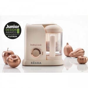 BEABA BABYCOOK LIMITED EDITION - ROSE GOLD