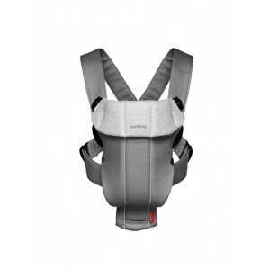 Baby Bjorn Original Carrier Jersey Cotton-DARK GREY