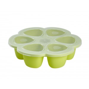 BEABA MULTIPORTIONS 3OZ/90ML SILICONE TRAY