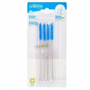 DR BROWN'S Replacement Cleaning Brushes