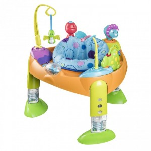 EVENFLO FAST FOLD + GO ACTIVITY CENTER
