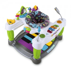 FISHER-PRICE STEP 'N' PIANO