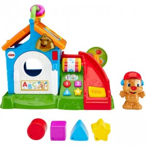 FISHER-PRICE LAUGH & LEARN SMART STAGES PLAYHOUSE