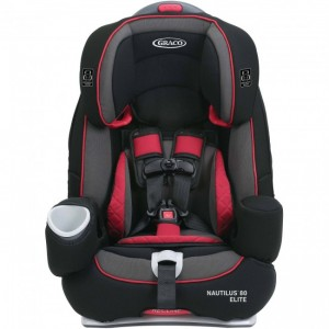 GRACO NAUTILUS 80 ELITE 3 IN 1 CAR SEAT