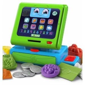 LEAP FROG Count Along Cash Register