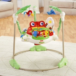 FISHER-PRICE RAINFOREST JUMPEROOO