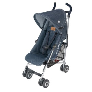 MACLAREN Quest Denim Stroller