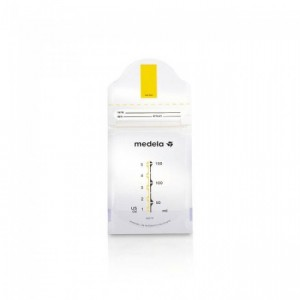 MEDELA PUMP AND SAVE BREASTMILK BAGS (20PCS)