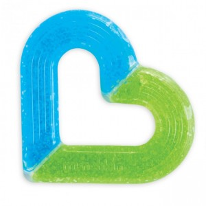 MUNCHKIN ICE COOL HEART TEETHER