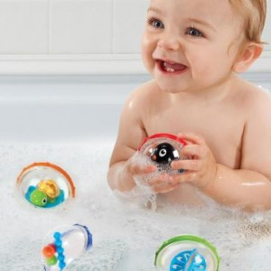 MUNCHKIN Float and Play Bubbles