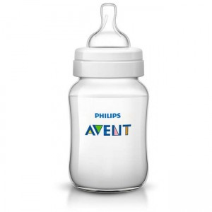 PHILIPS AVENT CLASSIC+ BABY BOTTLE - 9OZ/260ML - 2 PACK