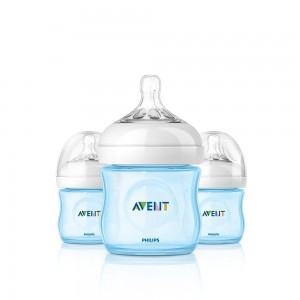 PHILIPS AVENT 4 OZ Natural Special Edition Bottles - 3 Pack