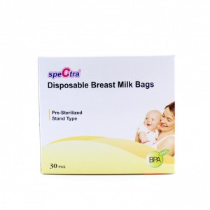 SPECTRA DISPOSABLE BREASTMILK STORAGE BAG