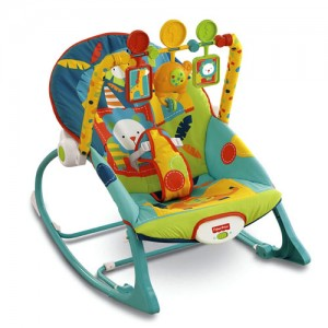 FISHER-PRICE Infant to Toddler Rocker Worldwide