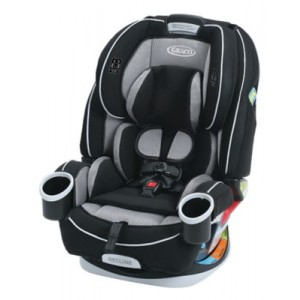 GRACO 4EVER 4-IN-1 CONVERTIBLE CAR SEAT-MATRIX