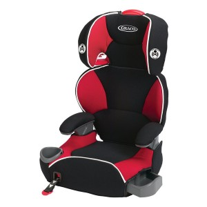GRACO TURBOBOOSTER LX HIGHBACK SEAT WITH LATCH SYSTEM
