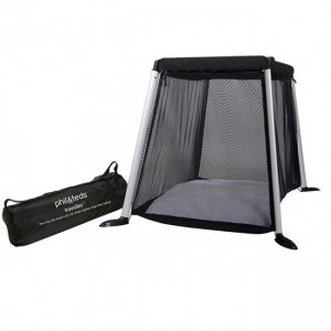 PHIL & TEDS TRAVELLER PORTABLE TRAVEL COT (NEW)